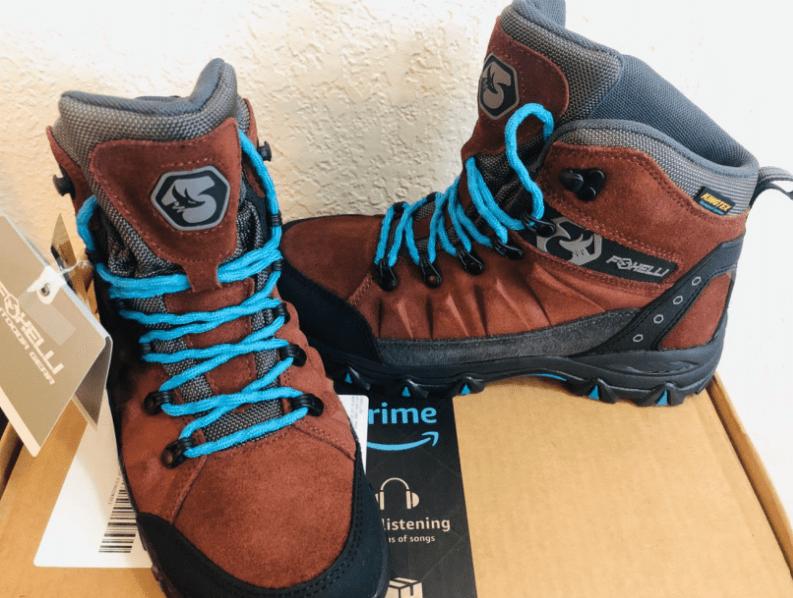Foxelli Women's Hiking Boots